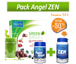 Pack angel zen