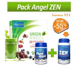 Pack angel zen