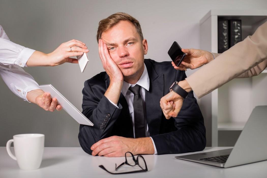 souffrance et stress au travail