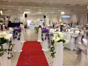 location salle de mariage dans le Rhône